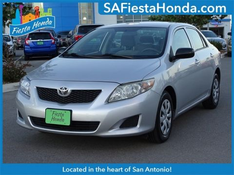 Used Toyota Corolla Base