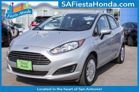 Used Ford Fiesta S